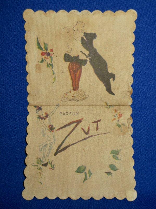 ✿ Schiaparelli - cartes parfumées ✿