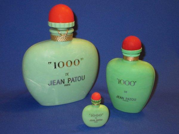 """✿ Patou Jean - """"1000"""" - Factices ✿"""