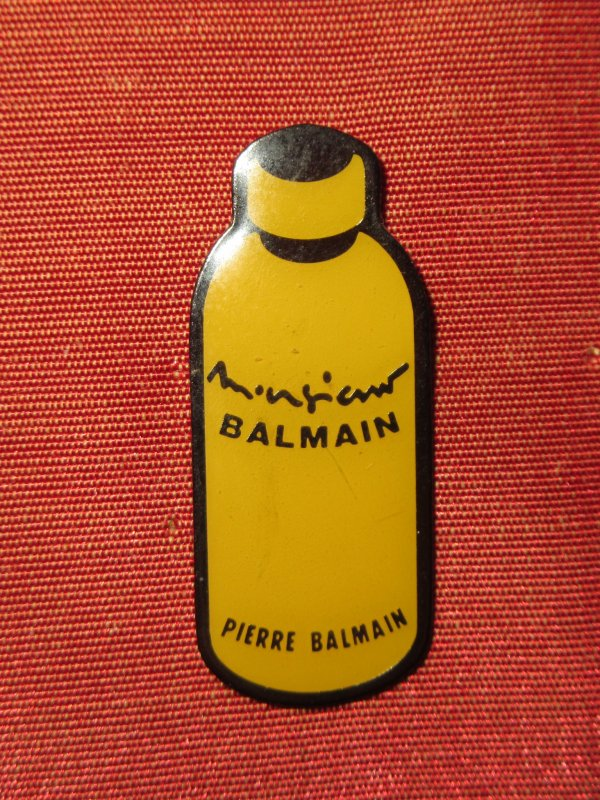 ✿ Balmain Pierre - pin's ✿