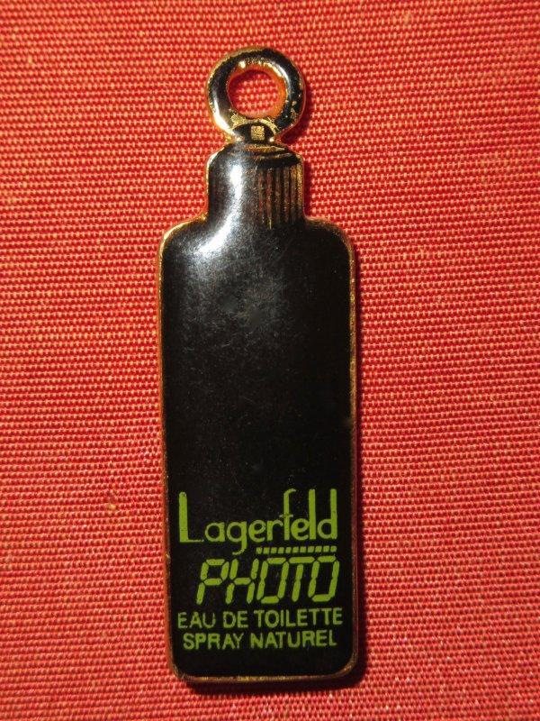 ✿ Lagerfeld Karl - pin's ✿
