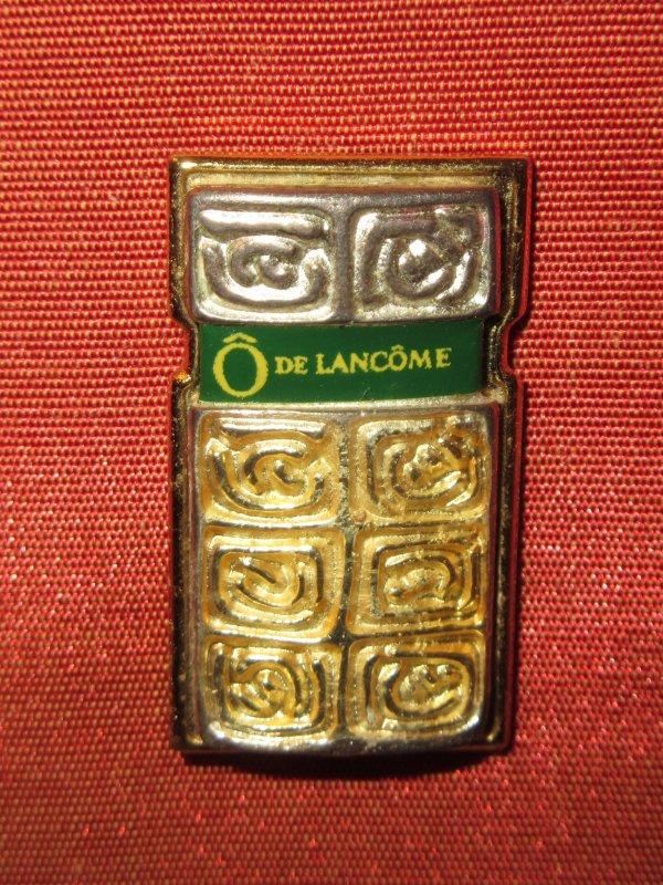 ✿ Lancôme - pin's ✿