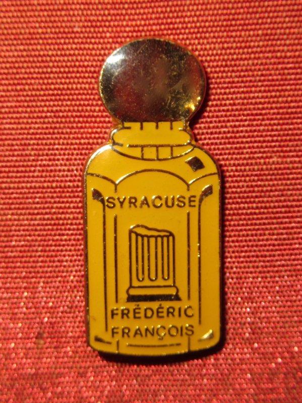 ✿ Frédéric François - SYRACUSE - pin's ✿