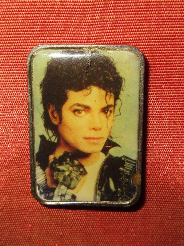 💜 Michael Jackson - pin's 💜