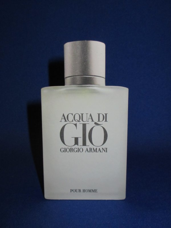 💌 Armani Giorgio 💌 carte parfumée  💌