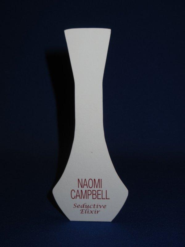 💌 Campbell Naomi 💌 carte parfumée 💌