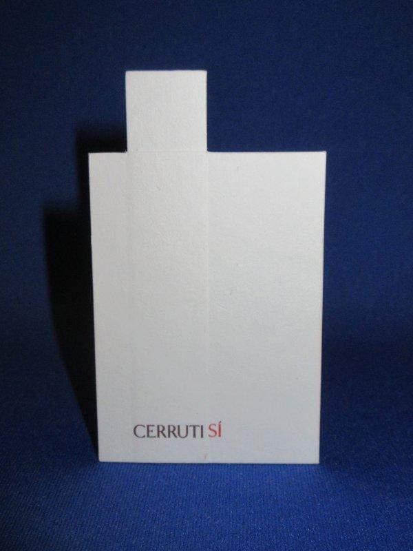 💌 Cerruti Nino 💌 carte parfumée 💌