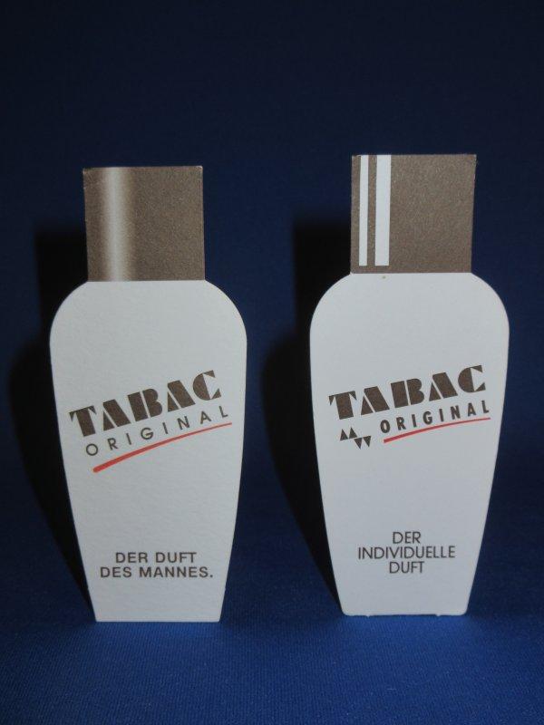 💌  Mäurer & Wirtz 💌  cartes parfumées 💌