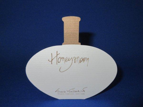 💌  Vanderbilt Gloria 💌  carte parfumée  💌