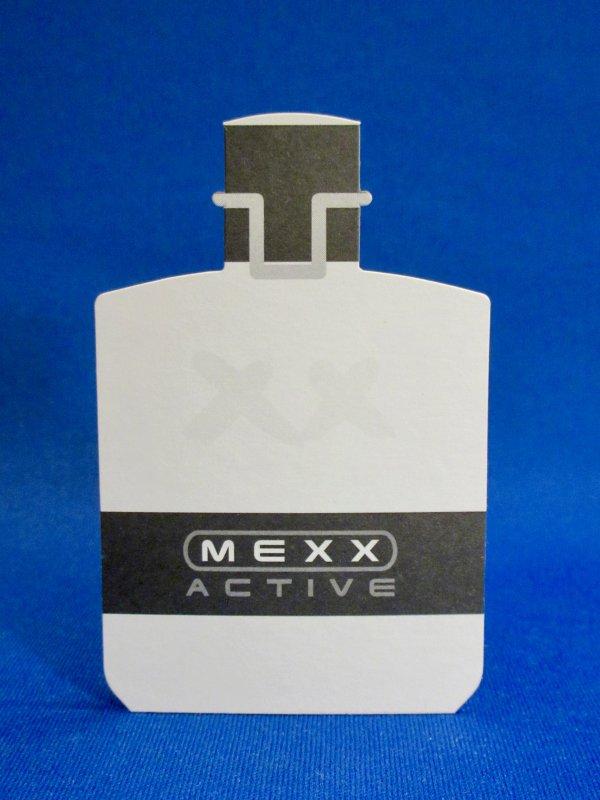 💌  Mexx  💌  carte parfumée  💌