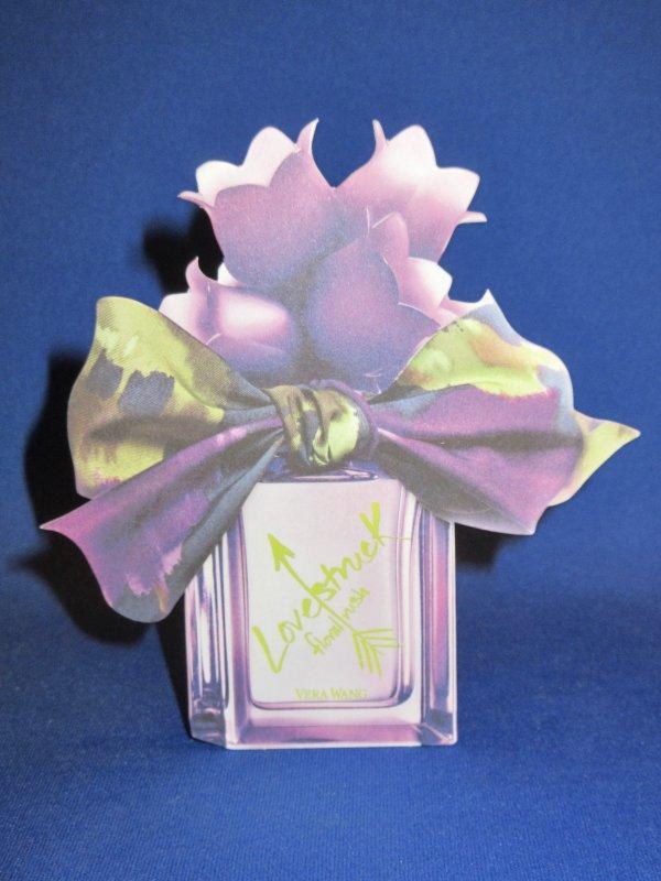 💌  Wang Vera  💌  carte parfumée  💌
