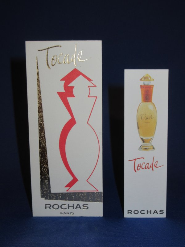 💌 Rochas Marcel 💌  cartes parfumées 💌