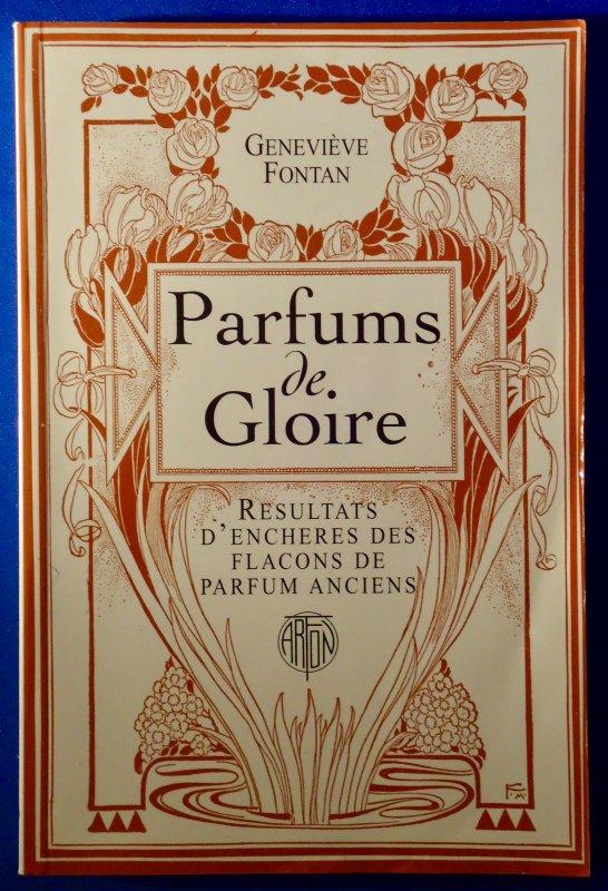 📚 Catalogue 📚 Parfums de Gloire - flacons anciens - vente aux enchères 📚
