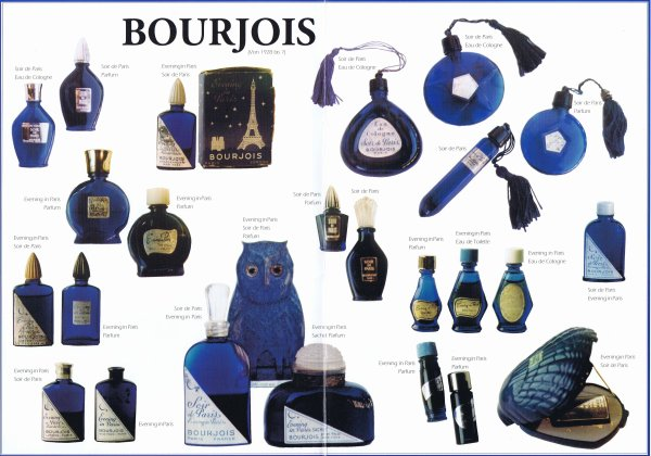 📚 Bourjois  📚 Planche de flacons 📚