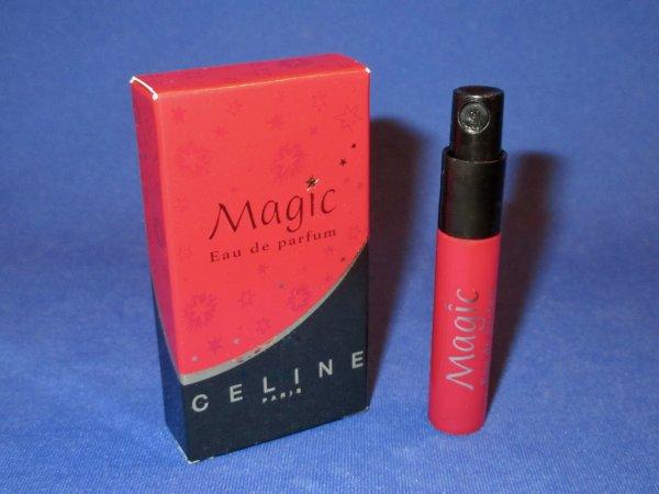 ✿ Céline 🌸  MAGIC  🌸  échantillon en boîte ✿