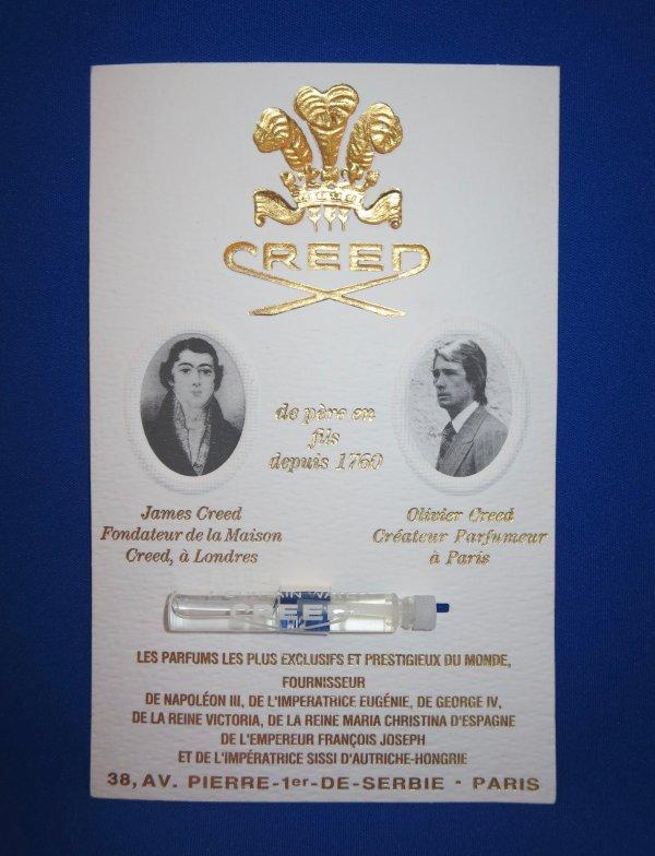 ✿ Creed  🌸  échantillon  ✿