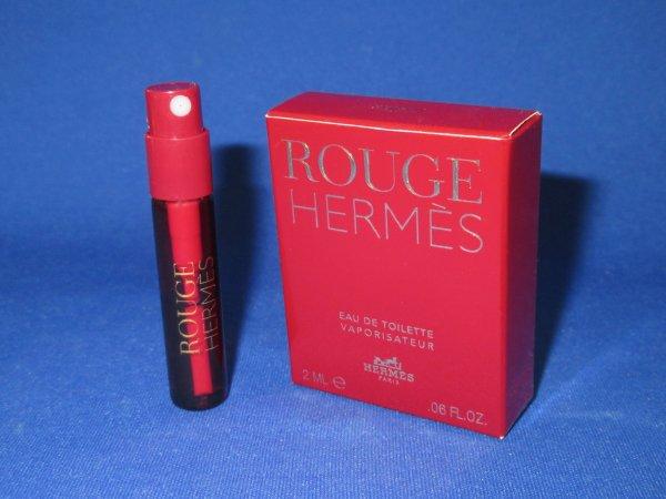 ✿ Hermès 🌸 ROUGE D'HERMES 🌸  échantillon ✿