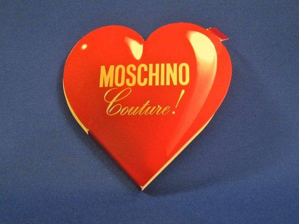 ✿ Moschino 🌸 COUTURE !  🌸 échantillon ✿