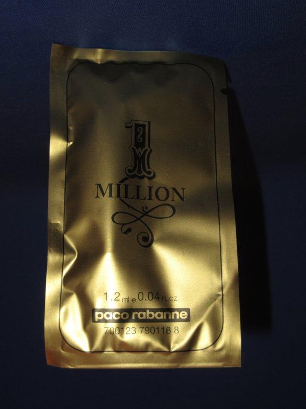 ✿ Rabanne Paco  🌸 1  MILLION 🌸 les échantillons ✿