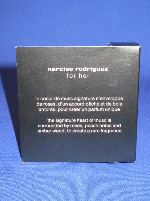 ✿ Rodriguez Narciso 🌸 FOR HER 🌸 échantillon en boîte ✿