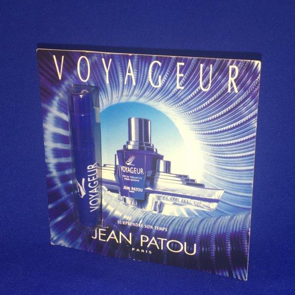 ✿ Patou Jean 🌸 VOYAGEUR 🌸 échantillon ✿