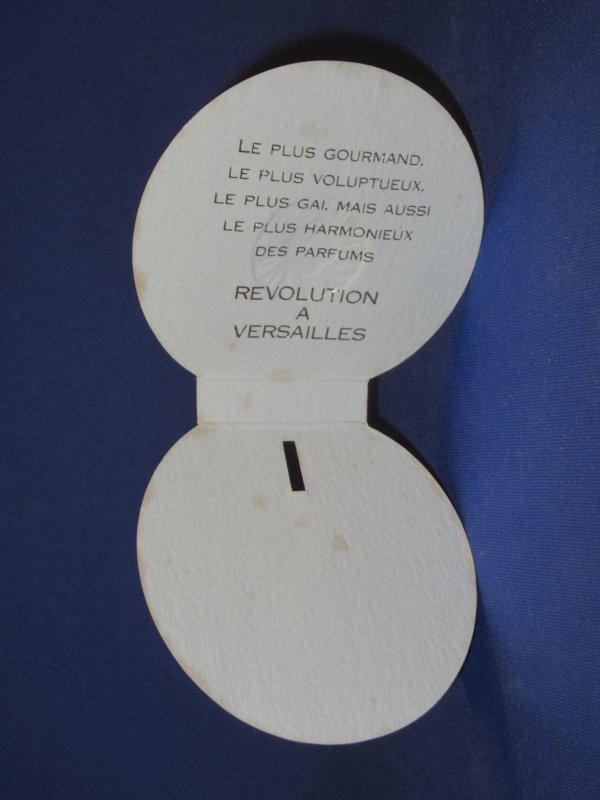 ✿ Desprez Jean 🌸 REVOLUTION A VERSAILLES 🌸 échantillon  ✿