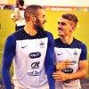Karim Benzema & Antoine Griezmann #Hors-sujet