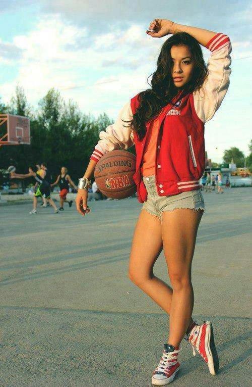 Photo Shop Basket Girl #2