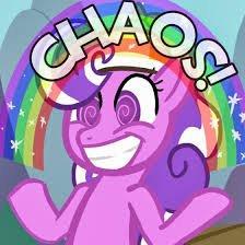 chaos! YAY!!!! ^^