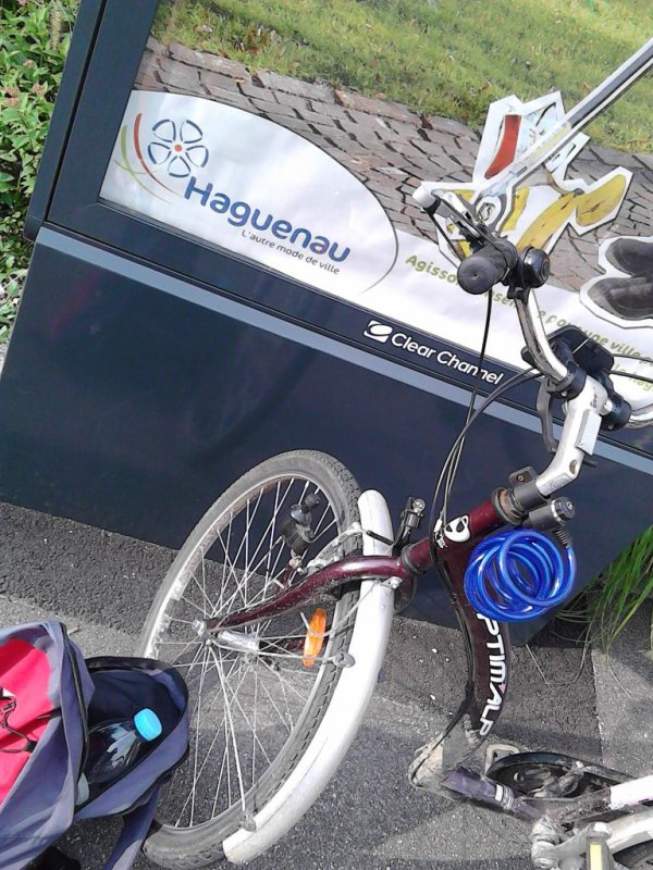 Vélo haguenau