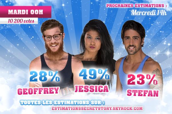 Estimations - Geoffrey / Jessica / Stefan