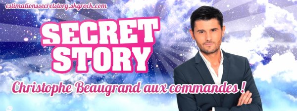 Secret Story 9 - Christophe Beaugrand aux commandes !