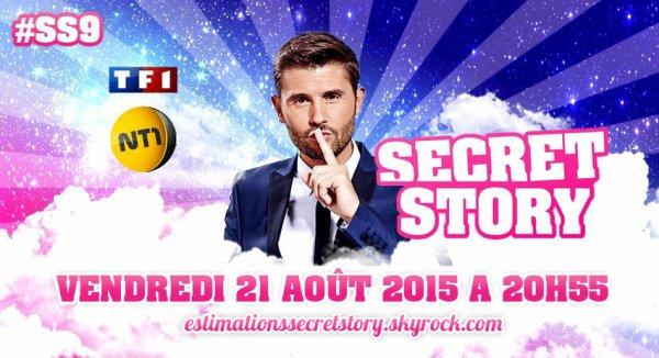 Secret Story 9 - Date de lancement dévoilé !