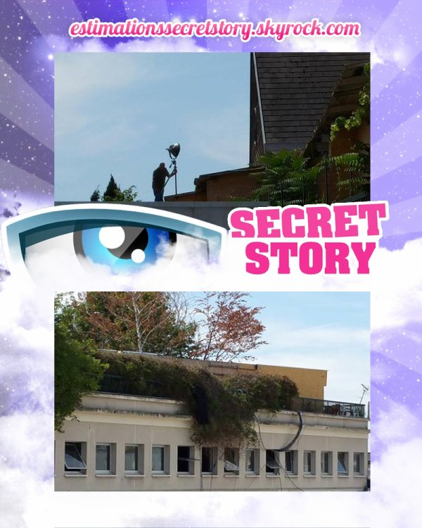 Secret Story 9 - La maison en travaux !