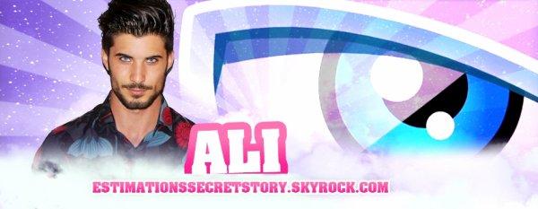 Secret Story 9 - Ali est le premier candidat officiel !
