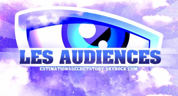 Secret Story 9 - Les Audiences (Prime 1)