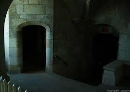 Fantôme d'une petite fille dans un château?