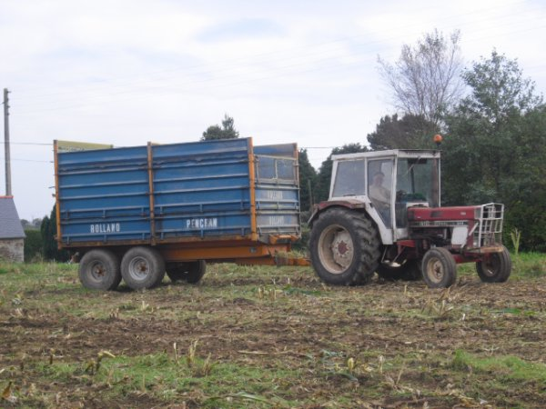 Ensilage toujours !!!