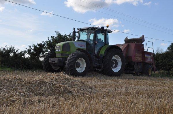 Moisson de blé 2014