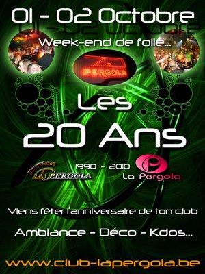 """"""" Les 20 Ans """""""