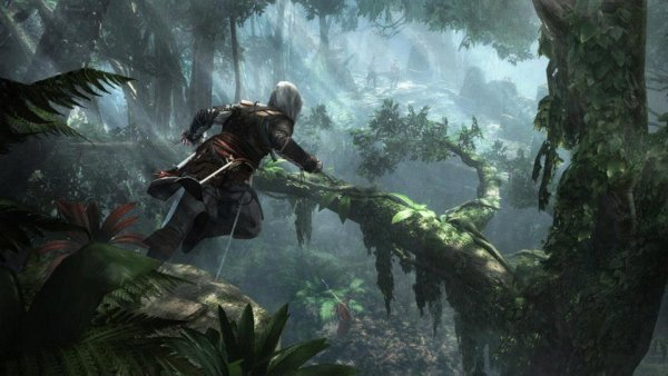 Assassin's creed 4 Black Flag *-*