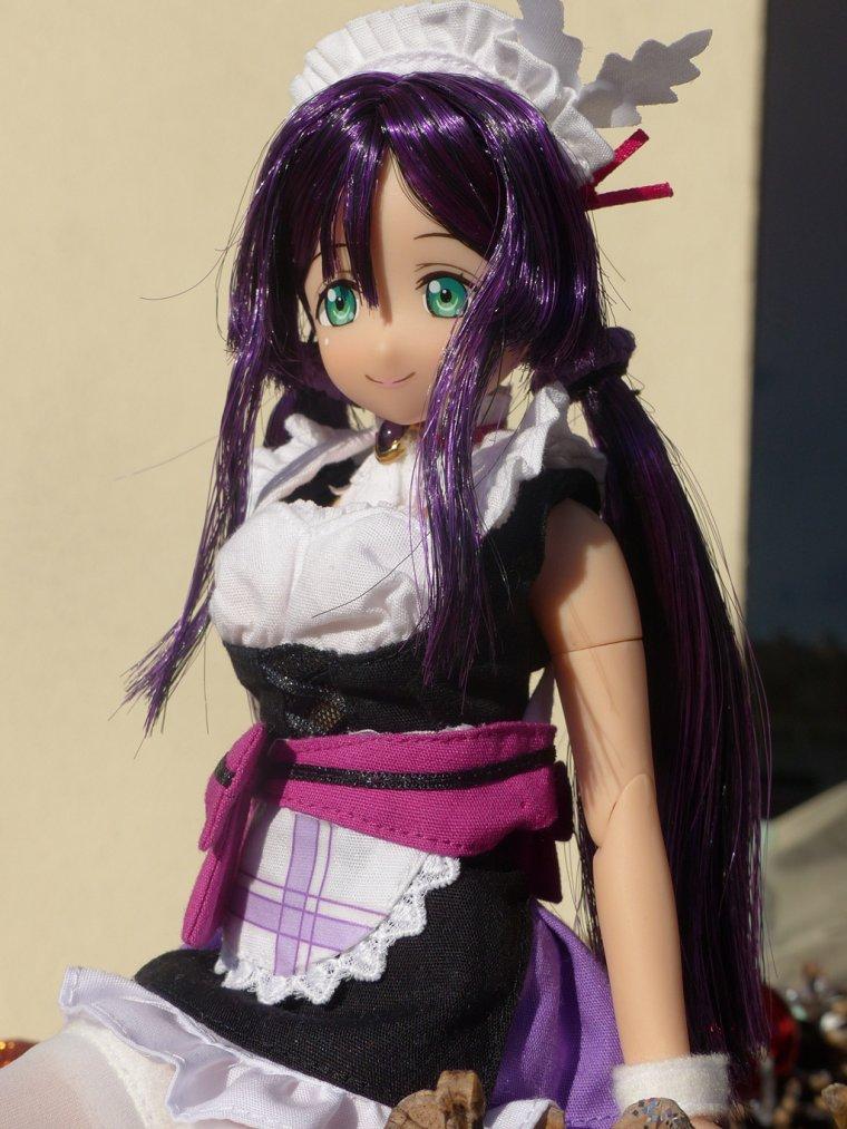 Ma première Pure Neemo : Nozomi Tojo ♥ Photos + Vidéo !