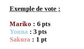◄ Elections 2016 - VOTES CLOS ►