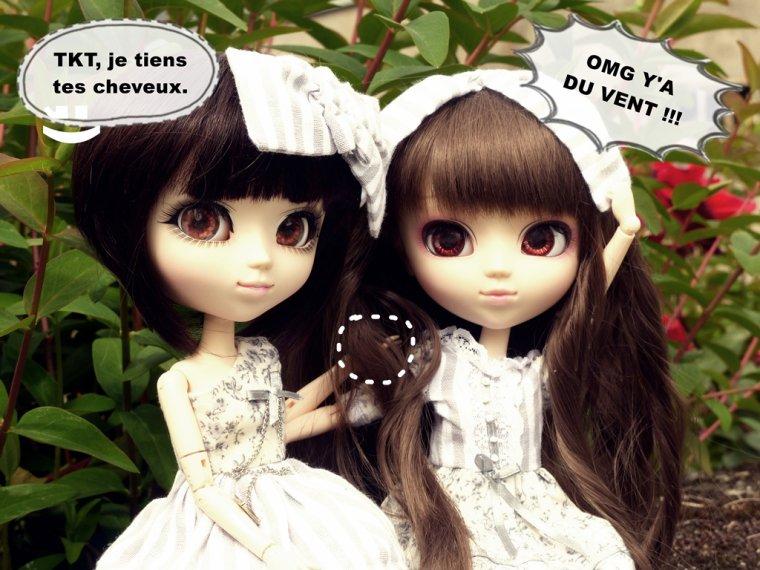 MARIKO & YUKO - #Cétémieuavan