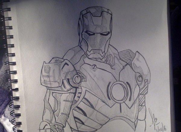 My super-hero <3