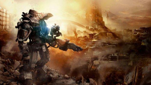 Titanfall, un gros carnage.