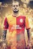 Wesley Sneijder Yolanthe Cabau Jessey & Xess Xava