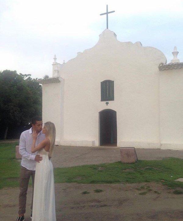 Marquinhos & Carol Cabrino