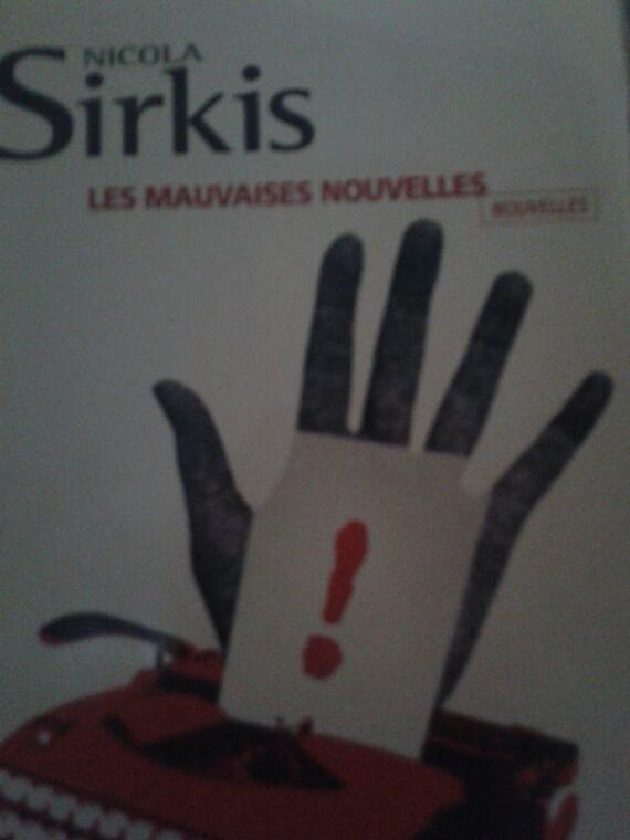 Les mauvaises nouvelles de Nicola Sirkis