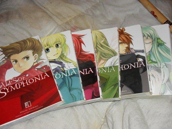 Tales of Symhonia ( le manga )