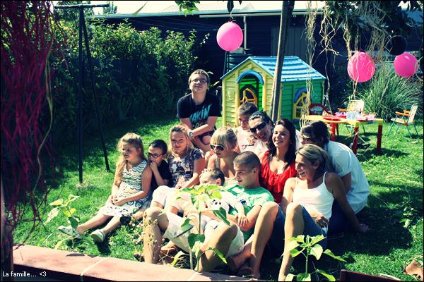 La famille... ♥